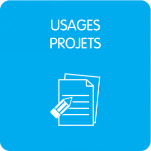 Usages, projets